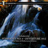 Play & Download Tschaikowsky: Symphony No. 4 - Ouverture 1812 by Philharmonia Slavonica | Napster