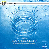 Brahms: Piano Concerto by 21st Century Symphony Orchestra