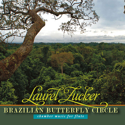 Brazilian Butterfly Circle by Laurel Zucker