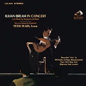 Julian Bream in Concert by Julian Bream