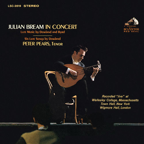 Play & Download Julian Bream in Concert by Julian Bream | Napster