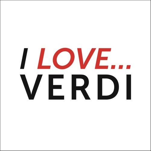 I love Verdi by Various Artists