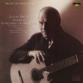 Music of Spain, Vol. 8 - Joaquín Rodrigo: Last of the Spanish Romantics von Julian Bream