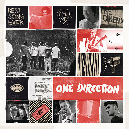 Best Song Ever by One Direction