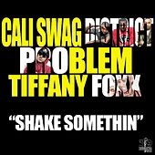 Play & Download Shake Somethin (Radio Edit Version) [feat. Problem & Tiffany Foxx] by Cali Swag District | Napster