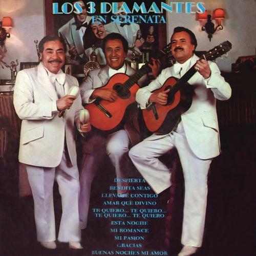 Resultado de imagen para LOS TRES DIAMANTES Los Tres Diamantes en serenata.