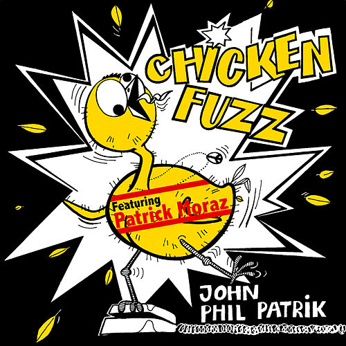 Chicken Fuzz EP (Evasion 1973) - Single by Various Artists