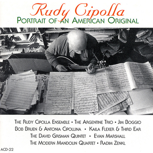 Play & Download Rudy Cipolla - Portrait Of An American Original by Various Artists | Napster