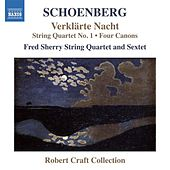 Schoenberg: String Quartet No. 1 & Verklärte Nacht by Various Artists