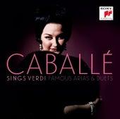 Play & Download Montserrat Caballé Sings Verdi by Various Artists | Napster