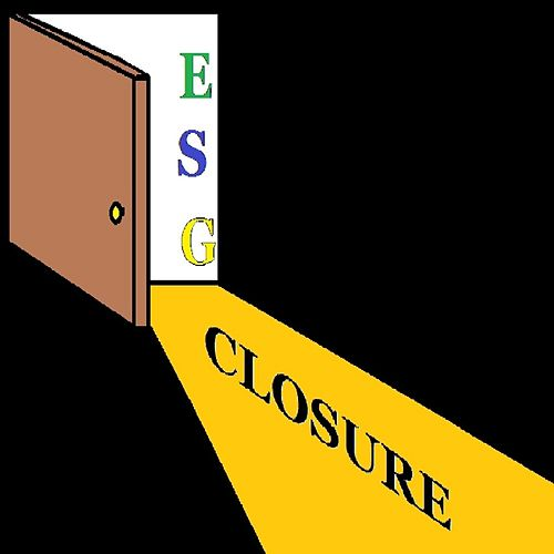 Closure by ESG