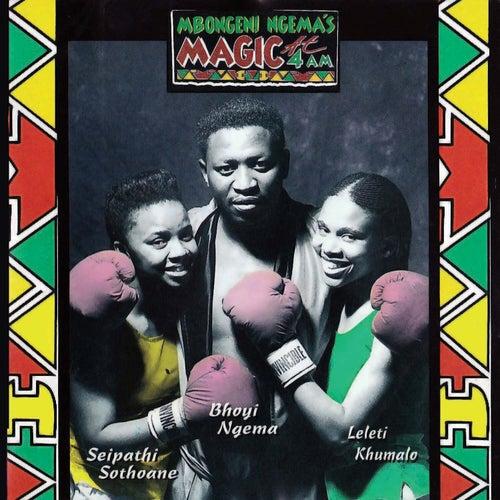 Play & Download Magic at 4 A.M by Mbongeni Ngema | Napster