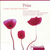 Telemann: Trios by Various Artists