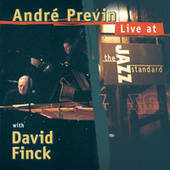 Live At The Jazz Standard by Andre Previn