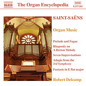 SAINT-SAENS: Organ Music by Robert Delcamp