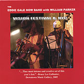 Eddie Gale Now Band Live at Vision Festival X by Eddie Gale