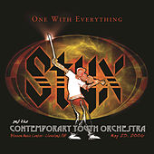 Play & Download One With Everything: Styx & The Contemporary Youth Orchestra by Styx | Napster