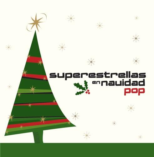 Superestrellas En Navidad: Pop by Various Artists