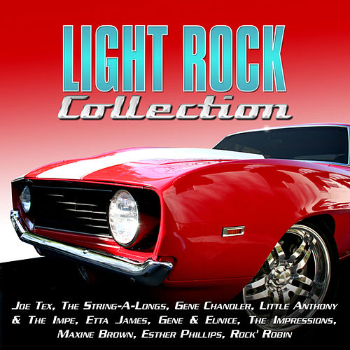 Play & Download Light Rock Collection by Various Artists | Napster