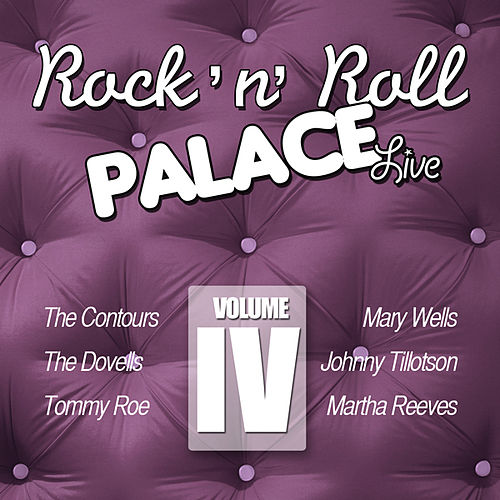 Play & Download Rock 'n Roll Palace - Live - Vol. IV by Various Artists | Napster