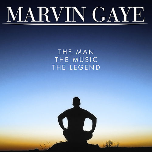 The Man, The Music, The Legend by Marvin Gaye