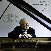 3 Beethoven Piano Sonatas, Op. 31 by Robert Silverman