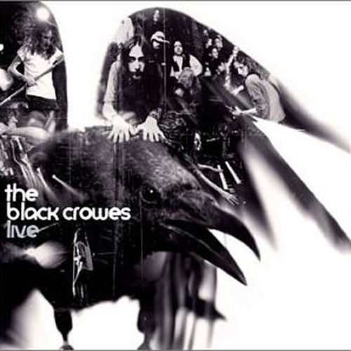 Live by The Black Crowes