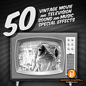 50 Vintage Movie and Television Sound and Music Special Effects by Hollywood Film Music Orchestra