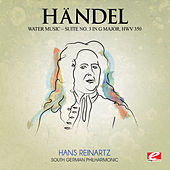 Handel: Water Music, Suite No. 3 in G Major, HMV 350 (Digitally Remastered) by The South German Philharmonic