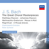 J.S. Bach: The Great Choral Masterpieces von Various Artists
