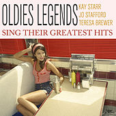 Play & Download Oldies Legends: Kay Starr, Jo Stafford, & Teresa Brewer Sing Their Greatest Hits from Wheel of Fortune to Music! Music! Music! & Jambalaya by Various Artists | Napster