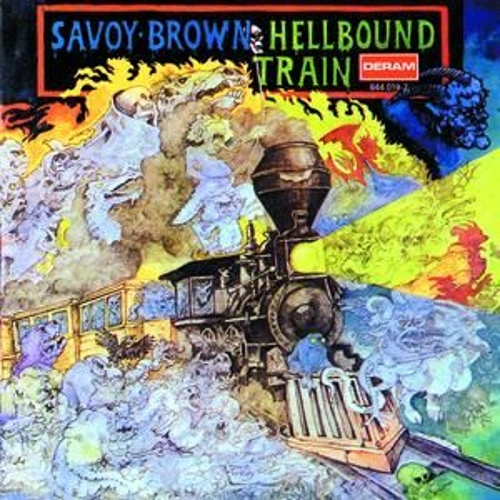 Hellbound Train by Savoy Brown