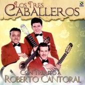 Con Tributo a Roberto Cantoral by Los Tres Caballeros