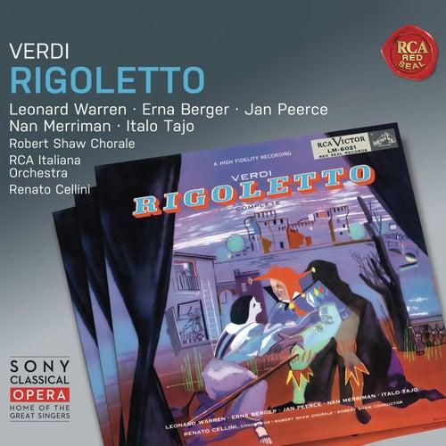 Verdi: Rigoletto by Renato Cellini