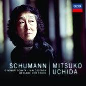 Schumann: G Minor Sonata; Waldszenen; Gesänge der Frühe von Mitsuko Uchida