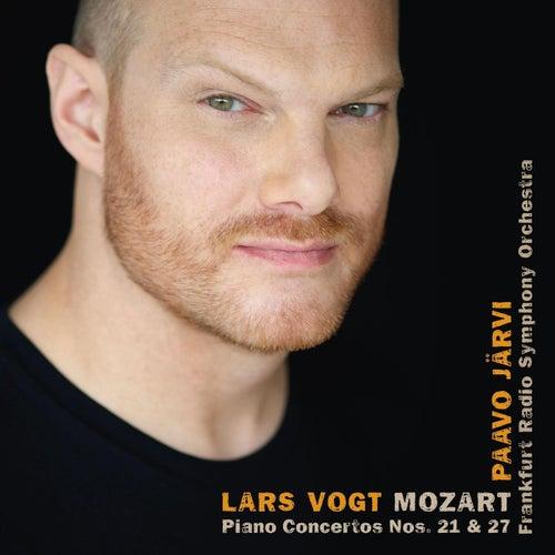 W.A. Mozart: Piano Concertos No. 21 in C Major, K. 467 & No. 27 in B-Flat Major, K. 595 by Frankfurt Radio Symphony Orchestra Lars Vogt