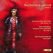 Beethoven Explored, Vol. 5 by Peter Sheppard Skaerved