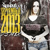Nervous September 2013 - DJ Mix by Various Artists