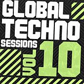Global Techno Sessions Vol. 10 - EP by Various Artists