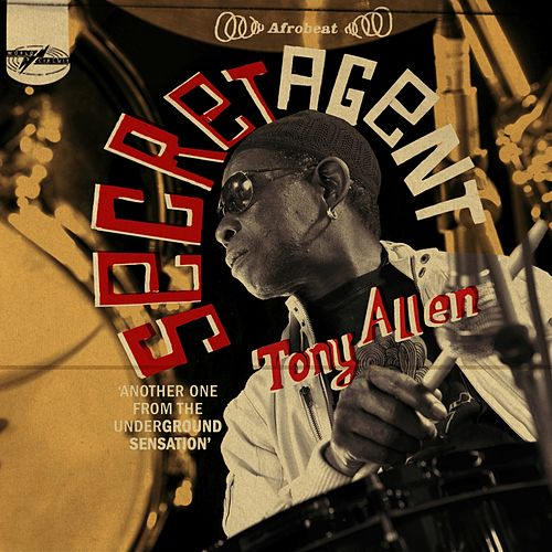 Secret Agent by Tony Allen