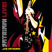 Play & Download Satriani Live by Joe Satriani | Napster