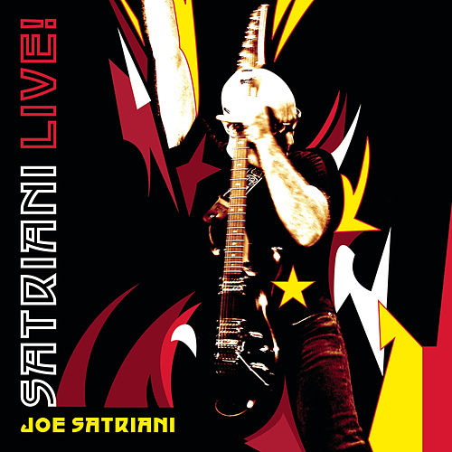 Play & Download Satriani Live by Joe Satriani | Napster