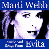 Music And Songs From Evita by Various Artists