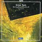 Toch: String Quartets Nos. 8 & 9 by Verdi Quartet