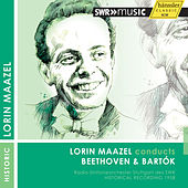 Lorin Maazel Conducts Beethoven and Bartok (1958) by Stuttgart Radio Symphony Orchestra