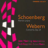 Schoenberg:  Pierrot Lunaire, Op. 21 by Various Artists