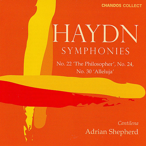 Play & Download Haydn:  Symphonies Nos. 22, 24 & 30 by Franz Joseph Haydn | Napster