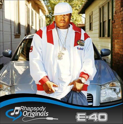 Rhapsody Originals by E-40