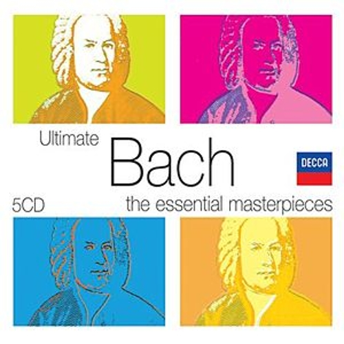 Play & Download Ultimate Bach by Various Artists | Napster