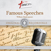 Great Audio Moments, Vol.36: Famous Speeches from William Shakespeare by Various Artists